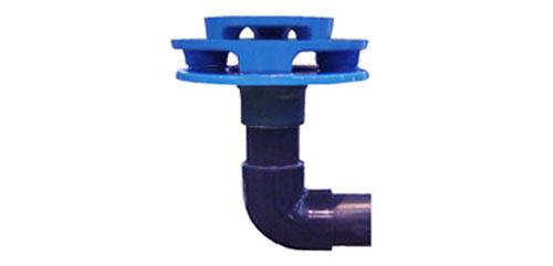 Верхний диффузор в фильтрах для бассейна Calplas