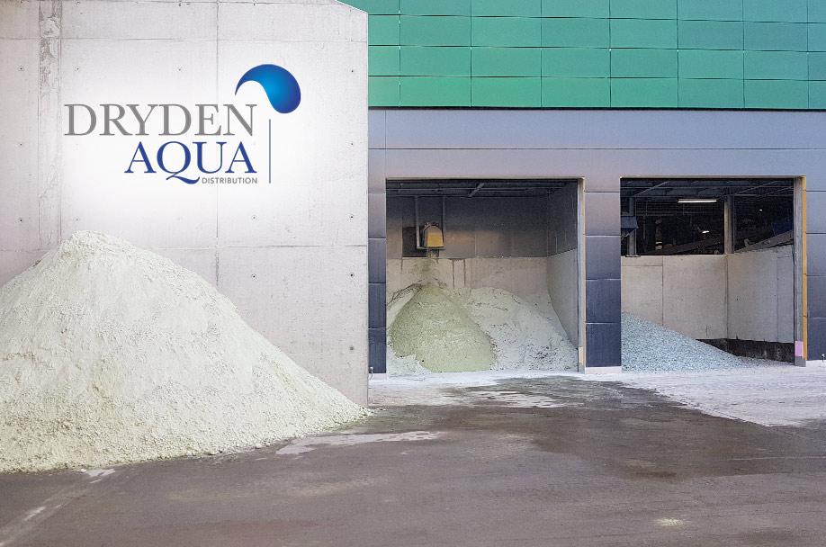Новый завод Dryden Aqua в Швейцарии