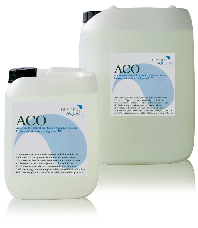 Dryden Aqua ACO для активного каталитического окисления