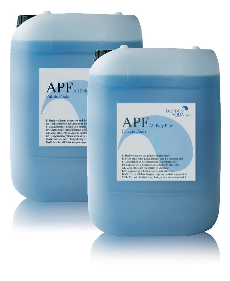 Dryden Aqua APF средство для коагуляции и флокуляции