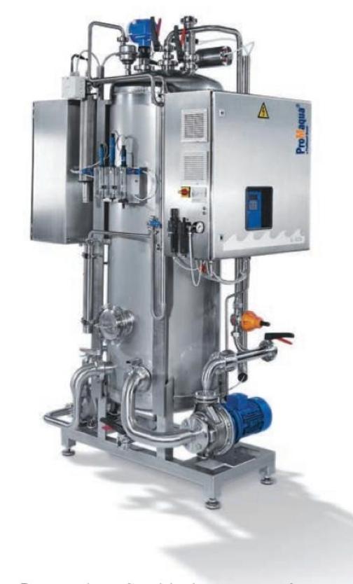 Установка для получения озона OZONFILT Compact OMVa