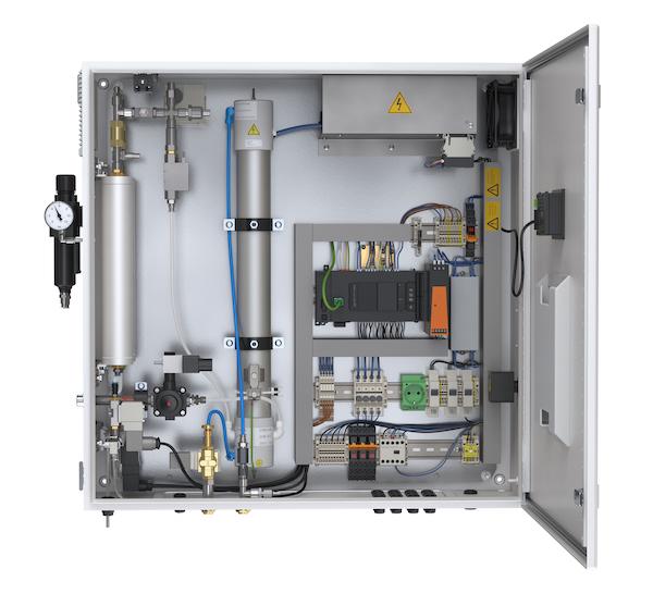 Установка для получения озона OZONFILT OZVb. Мощная и не опасная для окружающей среды дезинфекция и окисление
